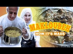 As promised I am back with another episode. I will reveal how to make Makloubeh in an easy way and reveal the secret recipe my family had for many. Gyro Meat, Chef Work, Rice Grain, Lebanese Recipes, Secret Recipe, Cooking Videos, Mediterranean Recipes, Make It Yourself, Traditional