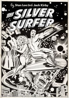 Jack Kirby cover art with Mike Royer inks - the last time Stan Lee and Kirby worked together.