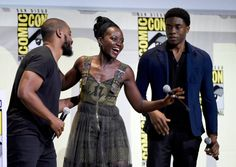 Comic-Con Fans Find Diversity With 'Black Panther' and 'Captain Marvel' - The New York Times