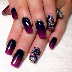 top 40 nail art designs 2016 trends - Styles 7