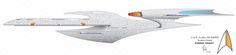 USS Avalon ship concept by trekmodeler.deviantart.com on @DeviantArt