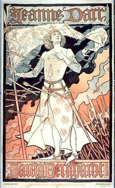 Jeanne Darc   Grasset, Eugène-Samuel, 1841-1917