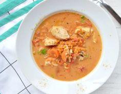 Rezept Indische Linsensuppe | Expresskochen Low Carb | waseigenes.com