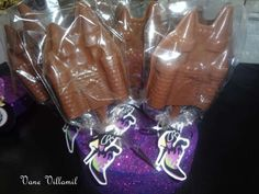 spa party MALEFICENT | CatchMyParty.com Maleficent Birthday Party, Princess Theme, Spa Party, Lollipops, Birthday Parties, Easter Eggs, Tootsie Pops, Anniversary Parties, Birthday Celebrations