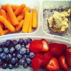 snacks and lunch on-the-go! Learn how on my blog!      #healthy #snacks on the go