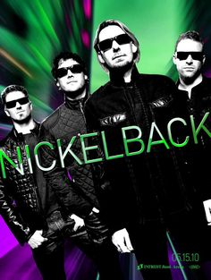 Nickelback Favorite songs: we must stand together, lullaby, and the whole all the wrong reasons album