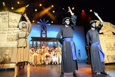Schools across the country performed on stage at MK Theatre for the UK Rock Challenge - Yateley PNL-150707-152505001