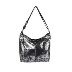 Femmes Sac en Cuir Argent Métallique Cabas Sac a bandouliere Crossover paillettes bag: 54,95 EUREnd Date: 05-mai 14:13Buy It Now for only:…