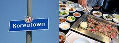 Map Of Best Koreatown Restaurants. #losangeles #koreatown #restaurants (via http://fb.com/pinwoot)