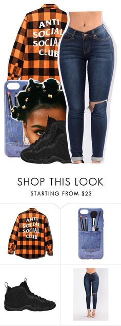 """Everybody Dies In Their Nightmares"" by queen-vanessa ❤ liked on Polyvore featuring Iphoria and NIKE"