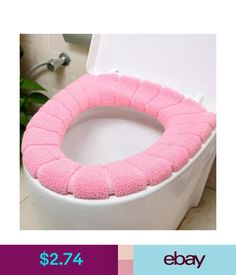 Kid Potty Training Standard Size Commode Cover Anti Allergic Baby Potty Seat PU