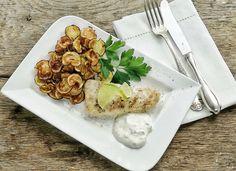 Fish and Chips by Froilainchen B. | froilainchen-b.blogspot.de | Märzr 2017  geeignet für:  lowcarb | mehlfrei | sojafrei | lchf | Stoffwechselkur | Reduktion | strenge Phase