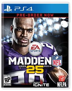 Madden NFL 25: PlayStation 4: Video Games on PlayStation 4 #PS4 #Gaming