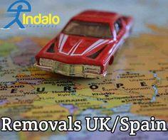 Removals UK/Spain - Indalo Transport