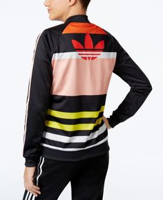 adidas Originals Superstar Colorblocked Track Jacket