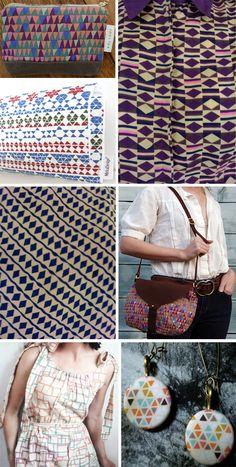 geometric street patterns