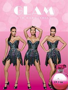 Kim Kardashian Glam AD