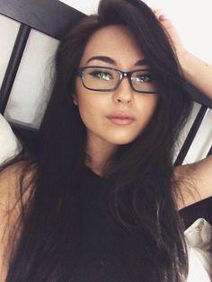Girls, Geeks, and Glasses — girlswithglasses: ithinkhernameismalina, fellow...
