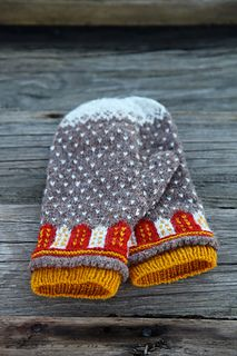 Sagostad pattern by Sofia Kammeborn .-Sagostad-Muster von Sofia Kammeborn Sagostad pattern by Sofia Kammeborn - Knitted Mittens Pattern, Knit Mittens, Knitted Gloves, Knitting Socks, Knitting Patterns Free, Hand Knitting, Fair Isle Knitting, Crochet Patterns, Afghan Patterns
