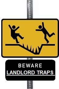 Landlord Traps - sample lease agreement