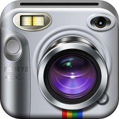 InstaFisheye - LOMO Fisheye Lens for Instagram ●● Photo & Video