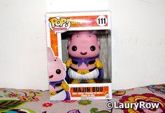 FUNKO POP MAJIN BUU n°111 (pour Val) achetés par Maman♥ chez micromania le 17/08/16 à TG.