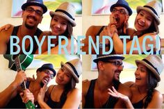 BoyFriend Tag || WanderBlush My love, Gabe did the Boyfriend TAG! We had so much fun seeing each other and making this video. Give it a like, subscribe for more fun and watch Gabe's videos too! Thank you for watching♡♡♡