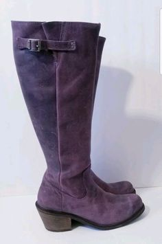7216c3f10a0 Minnetonka Moccasin Brown Leather Suede Boots Size 8 Zip Knee High Fringe |  eBay