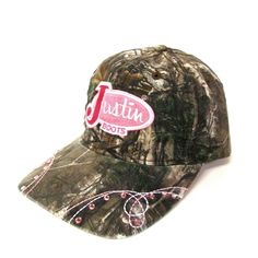 Justin All Over Camo Cap PDG73493 4620d891dae3