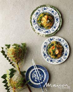 유채와 새우 얌운센