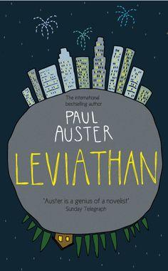 Paul Auster, Leviathan - http://annaheath.co.uk