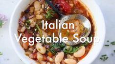 Best Italian Marinara Sauce Recipe • CiaoFlorentina Italian Vegetable Soup, Italian Vegetables, Bread Recipe Video, Roll Recipe, Sauce Recipes, Bread Recipes, Arrabiata Sauce, Paella Recipe, Scallop Recipes