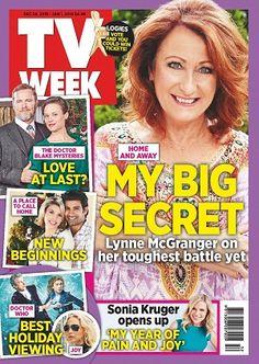 TV Week #magazines #December #2015