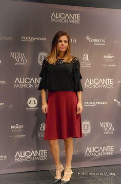 ESTILISMO CON ROMY: Visita a la I Edición de la Alicante Fashion Week....