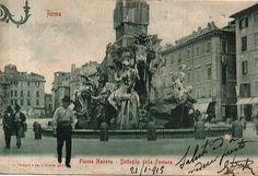 Piazza Navona Anno: cartolina viaggiata nel 1915 Piazza Navona, Movie Posters, Movies, Art, Art Background, Films, Film Poster, Kunst, Cinema