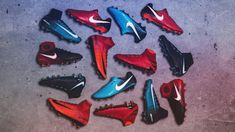 Soccer Boots, Football Shoes, Football Soccer, Nike Cleats, Soccer Cleats, Cool Nikes, Ronaldo, Fashion Shoes, Nike Stuff