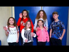 Not My Arms Challenge (MattyB vs Haschak Sisters) - YouTube