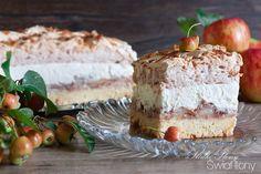 Apple Cake Recipes, Apple Cakes, Food Cakes, Cheesecake, Baking, Sweet Recipes, Cooking, Cakes, Apple Tea Cake