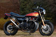 Kawasaki Z1s clean up rather well http://esr.cc/1wnI9lt