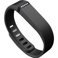 Pulsera de entrenamiento Fitbit FB401BK Flex Negra Control del sueño