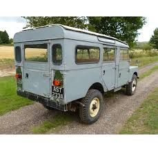 land rover series 1 107 - Google Search