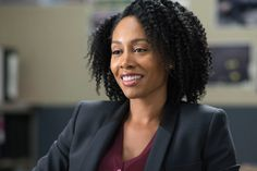 Before she was Misty Knight in Netflix's Luke Cage, Simone Missick was a classical musician and track athlete at Renaissance High School in Detroit.