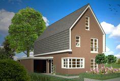 Schets van de maand Juni 2014 Een prachtige jaren'30 villa!Qua ontwerp helemaal instijl met donkere dakpannen en een mooie steen met een milde bruine kleur....