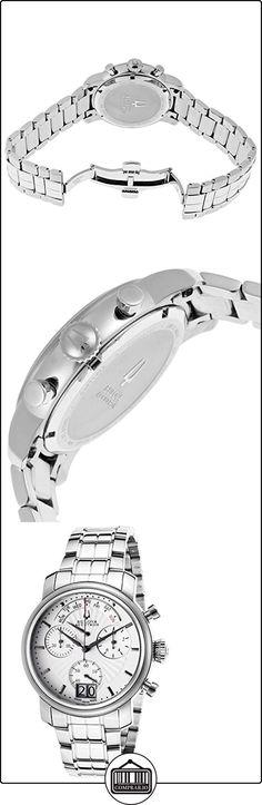 Accutron 63C109 - Reloj para hombres, correa de acero inoxidable  ✿ Relojes para hombre - (Lujo) ✿