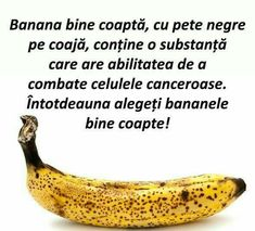 Cancer, Health Fitness, Medical, Sport, Beauty, Food, Banana, Biology, Deporte