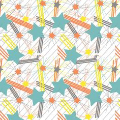 Star Burst fabric by viewfromtheskye on Spoonflower - custom fabric  Lovin it.  Voted for it!