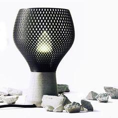 """Soprammobile design /""""La Linea/"""" idea regalo Stampa 3D"""