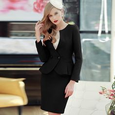 Suit and Skirt Set $228.10 GGO-049 , Click photo for shopping guide and discount