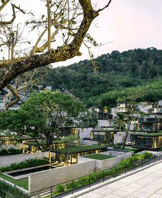Naka Phuket Hotel by Duangrit Bunnag / DBALP