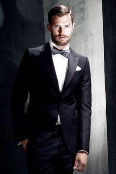 Fifty Shades of Grey ... ...and White II — ohmrgrey:    Jamie Dornan || GQ British...